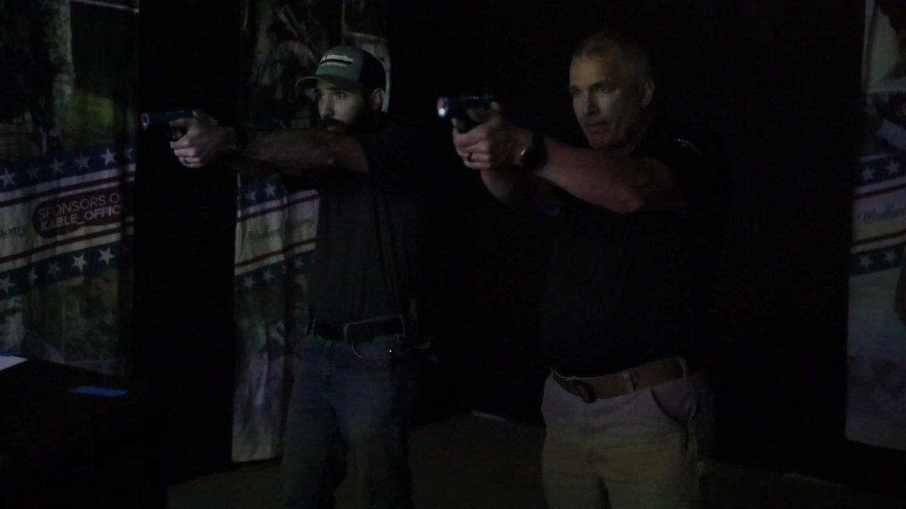 Windham Indoor Shooting Range - Laser Shot Simulation-vuNk0YxnWOs