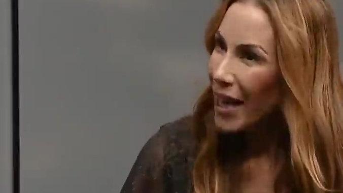 Entrevista en ADN 40 con Brenda Jaet