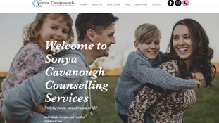 AFTER > Sonya Cavanough Counselling Services Website