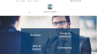 AFTER > Fairfax Lawyers Website
