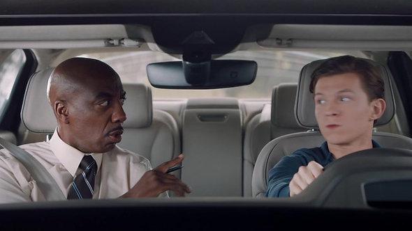 Audi + Spider-Man_ Driver's Test