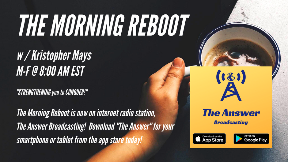 The Morning Reboot