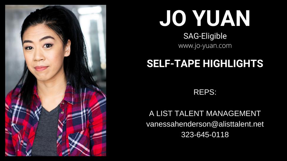 Self Tape Highlights