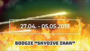 "Boogie ""Skydive IKAR"" 27.04. - 05.05.2019"