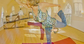 Everyday Yoga Website video