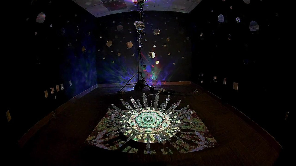 Kaleidoscope-installation
