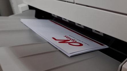Impressão Envelopes