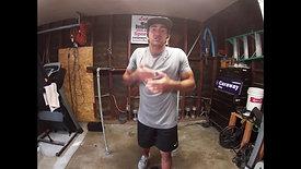 QB Workout Video
