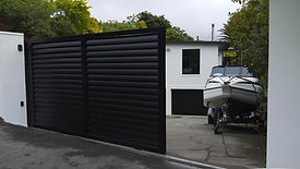 Steel Automatic Sliding Gate