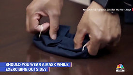 Should You Wear a Mask to Exercise Outside?