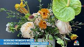 Working women's week: Reinventing careers during Covid