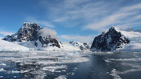 Antartica - The Land Of Rivers Not Ice.