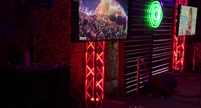 Passport Lounge at Escape Psycho Circus