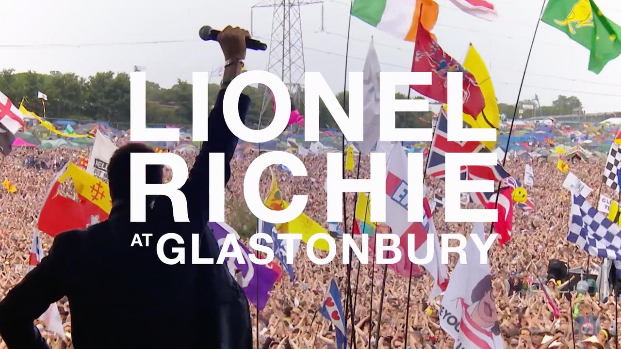 Lionel Richie At Glastonbury | Official Trailer | Nov 2019 | CinEvents
