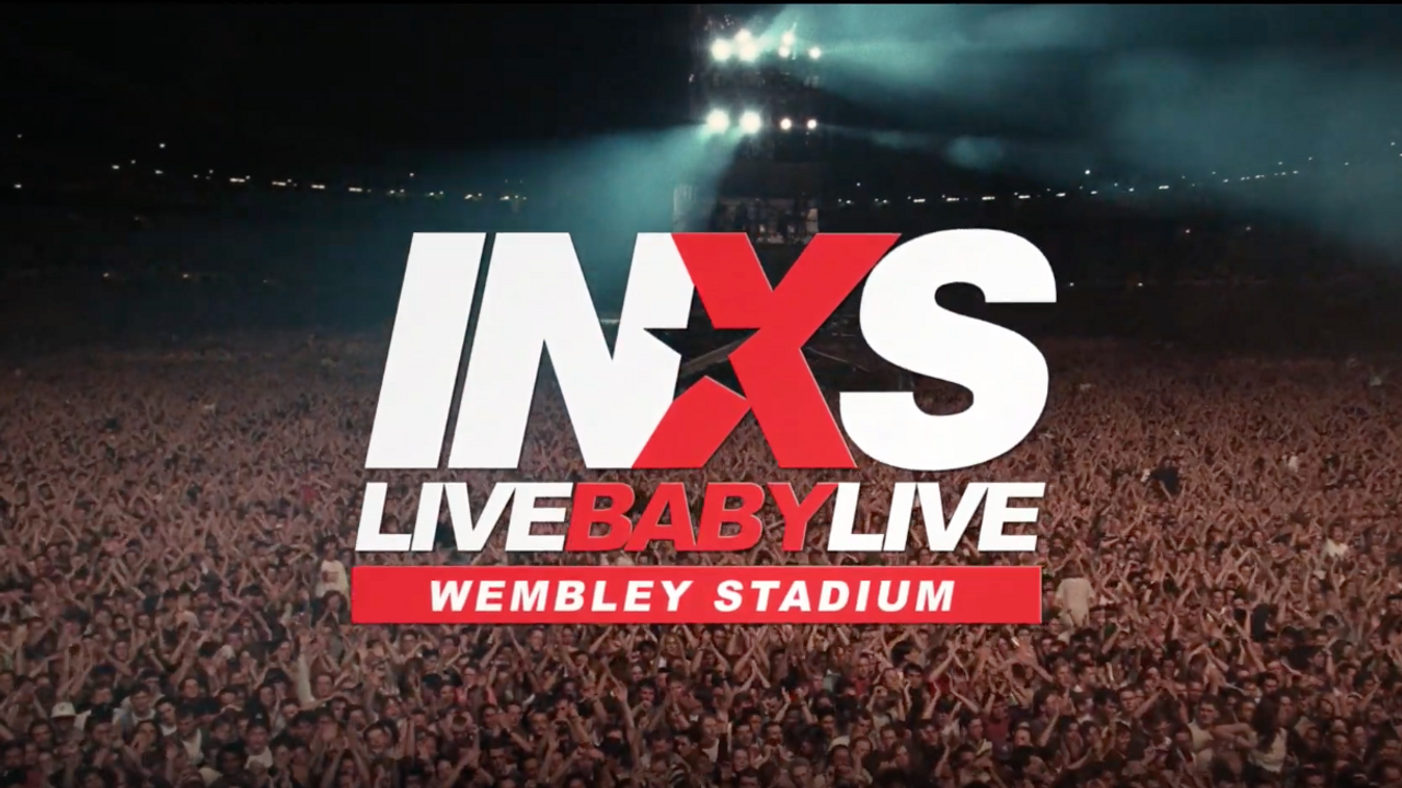 INXS Live Baby Live At Wembley Stadium | Extended Trailer | Nov 2019 | CinEvents