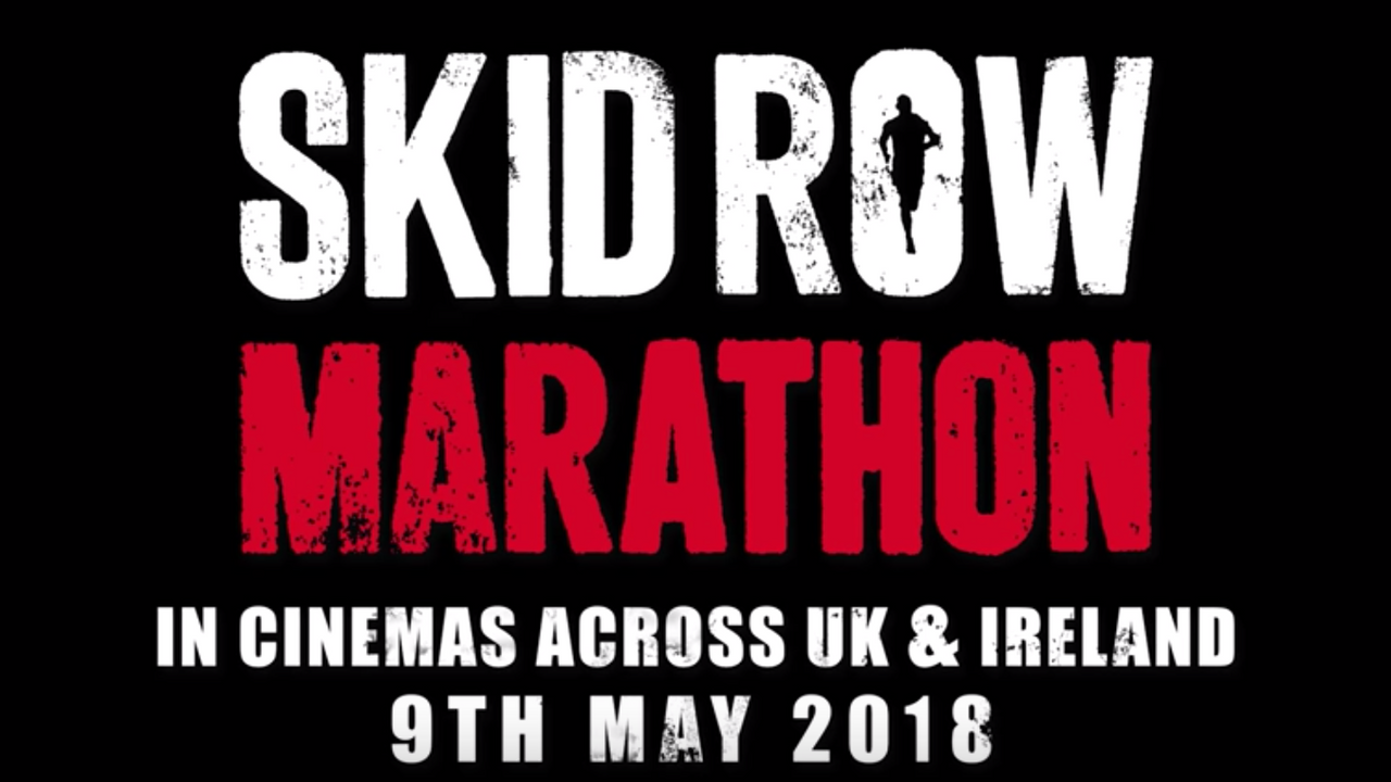 Skid Row Marathon | Official Trailer | May 2018 | CinEvents