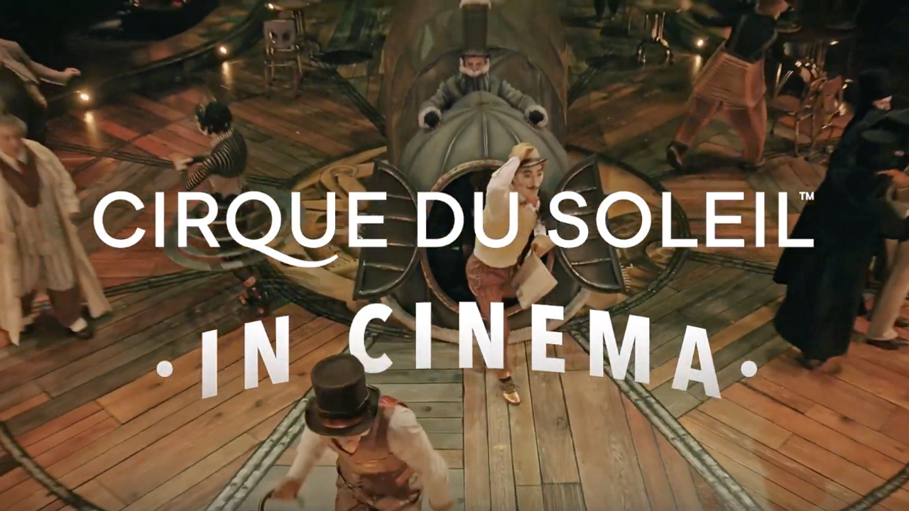 Cirque du Soleil in Cinema Presents- KURIOS – Cabinet of Curiosities