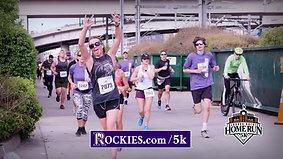 """Colorado Rockies """"5k Run"""""""