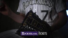 """Colorado Rockies """"Vs Cubs Series 2"""""""
