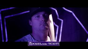 "Colorado Rockies ""Vs Phillies Series"""