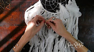 How to DIY Dreamcatcher Kit - Step 6 - The Freedom to Dream
