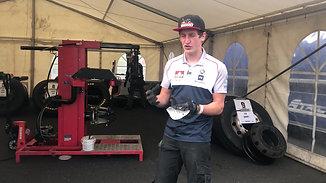 Truck Racing Tyres