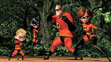"""A Whole Family of Supers (Rescore: End Credits from """"The Incredibles"""")"""