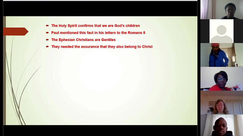 10th Jan Sermon