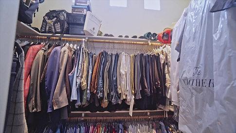 Creating Closet Space