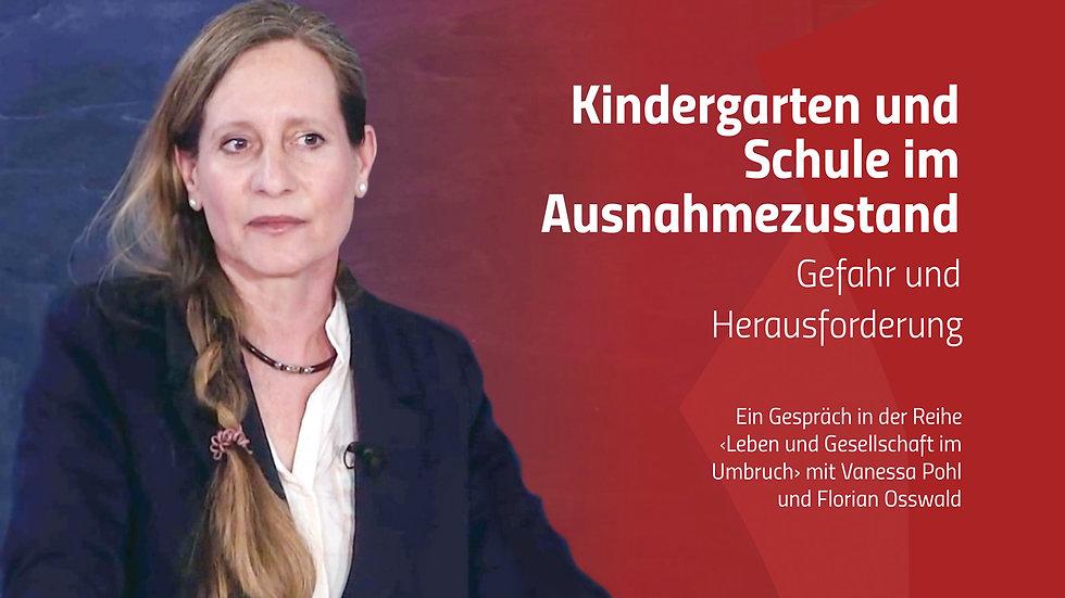 Kindergarten und Schule im Ausnahmezustand – Gefahr und Herausforderung