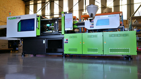 Injection/Blow Moulding