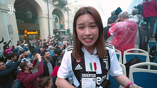 Juventus Scudetto celebration 2018