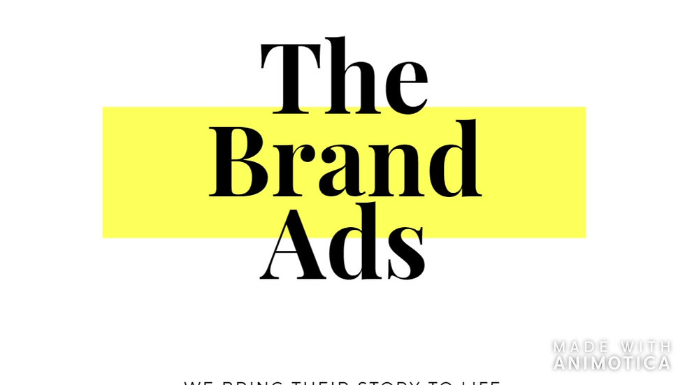 The Brand Ads Advertising Production