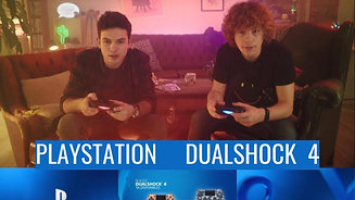PLAYSTATION DUALSHOCK - SALUDO