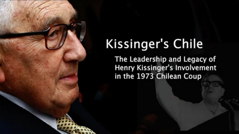 Kissinger's Chile National History Day 2015 Senior Documentary Nationals