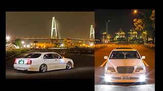 全日本高級車夜景