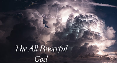 The All Powerful God