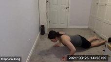 ♀ Fitness with Stephanie 03.25.21