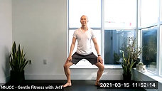 Gentle Fitness with Jeff 03.15.21