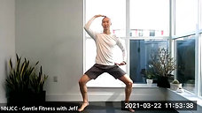 Gentle Fitness with Jeff 03.22.21