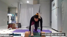 ♀ Yoga & Pilates with Karmit 03.01.21