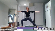 Yoga for All with Karmit 02.24.21