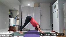 ♀ Yoga & Pilates with Karmit 03.15.21