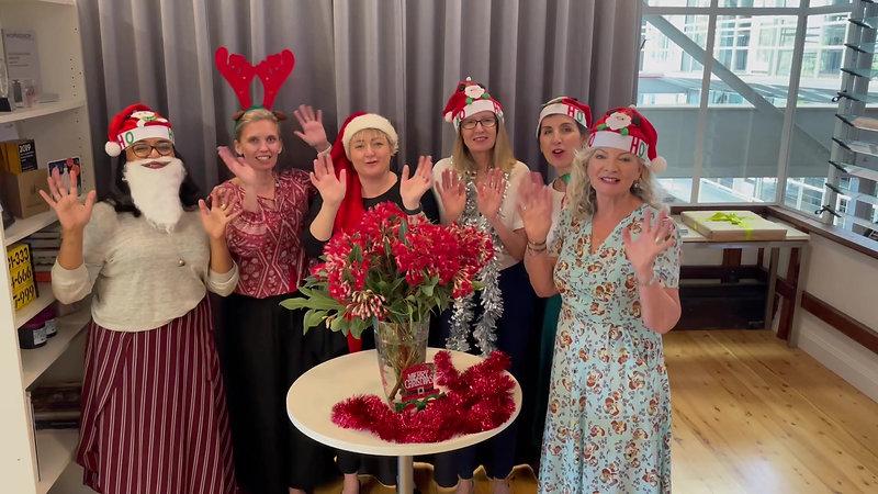 Gilmore Interiors - Merry Christmas