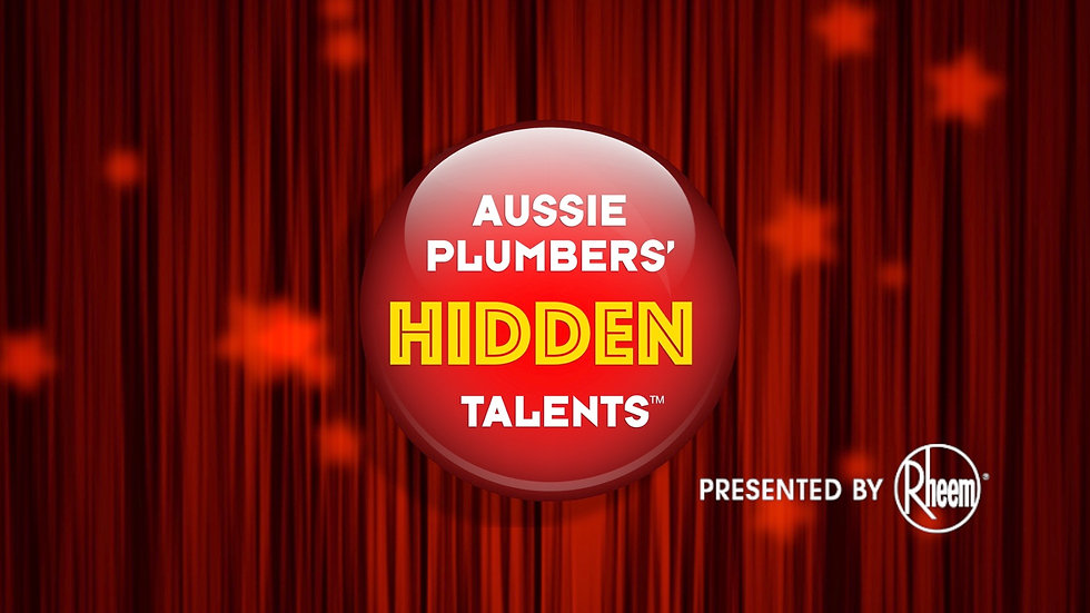 Rheem Hidden Talents Call To Action