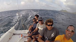 X-Treme 26 sailing Saint Lucia, Caribbean II