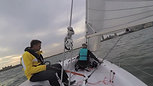 X-Treme 26 double handed sailing New York