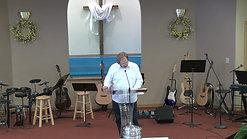 "May 2, 2021 Pastor Richard Pettijohn Do You Want ""A"" King or ""THE"" King 1 Samuel 8-1:22"