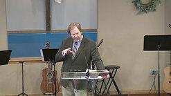 """February 21,2012 Pastor Richard """"Hannah's Song"""" I Samuel 2:1-11"""