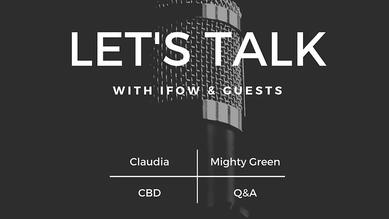Might Green - CBD Q&A with Claudia 28/05/21